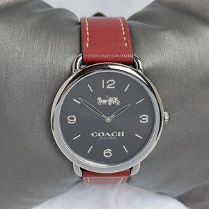Coach Ladies Delancey Slim Watch